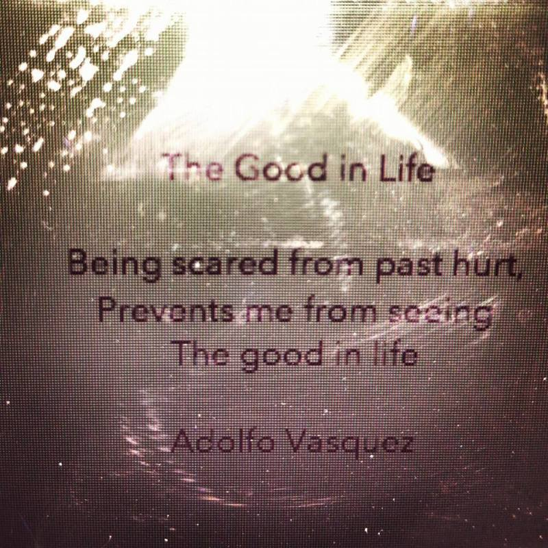 the good in life