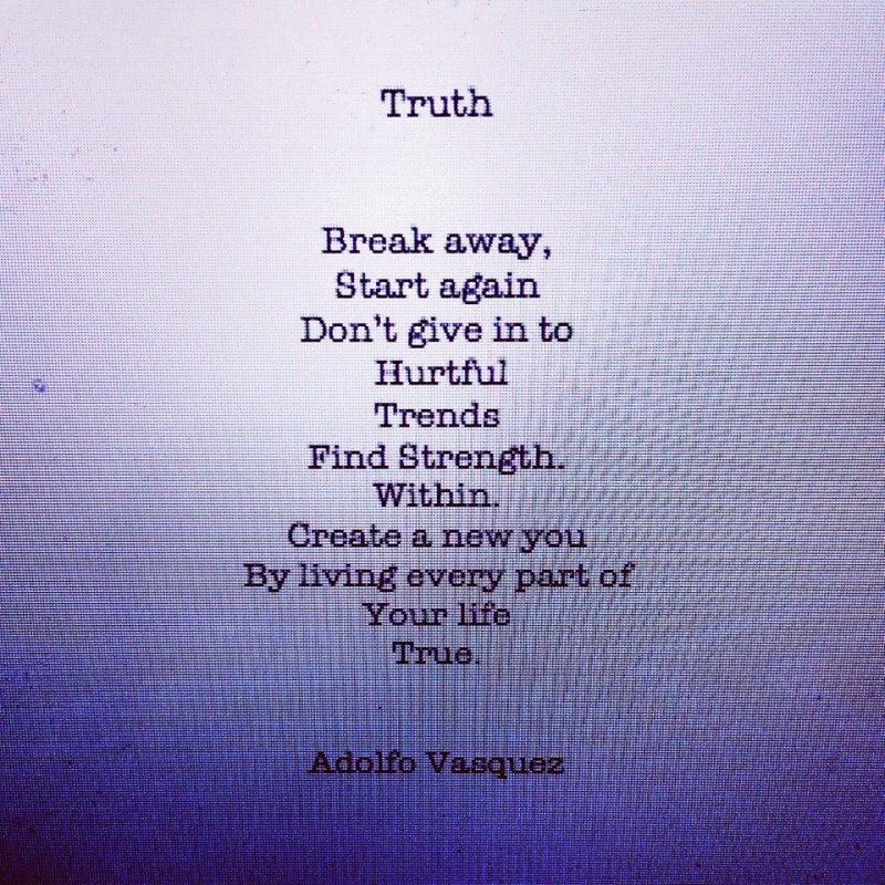 TRUTHPOEM