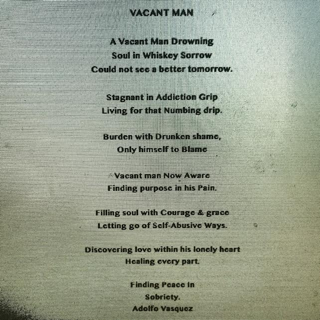 VACANTMAN