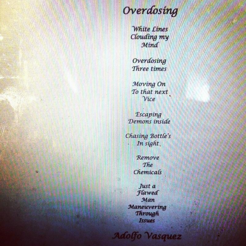 Overdosing